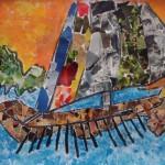 Galley Ship 6