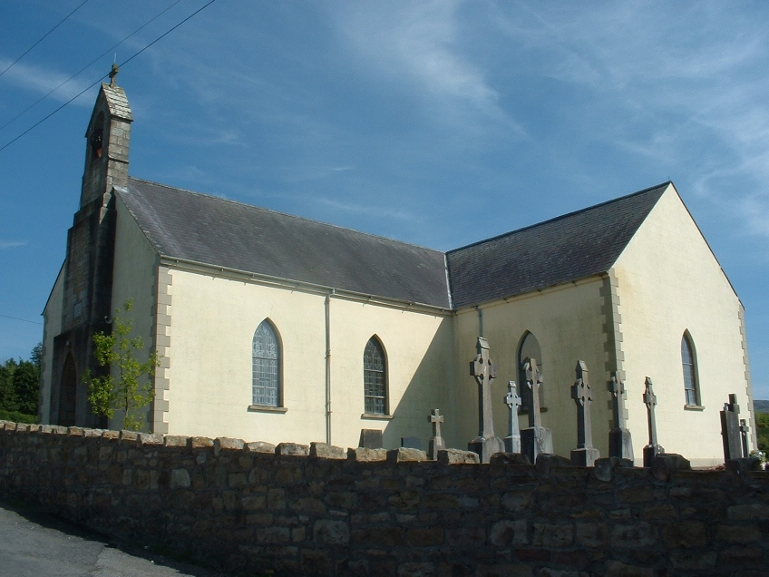 Saint Hugh\'s Church Ballinaglera